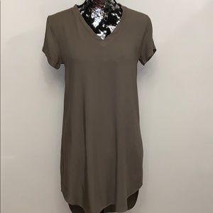 BNWT Cloth & Stone T-Shirt dress